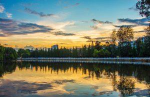 Green Lake Park Kunming