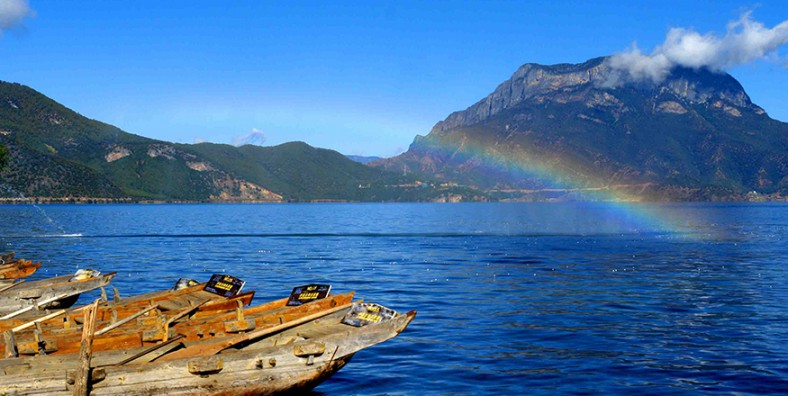 2 Days Lugu Lake Tour from Lijiang