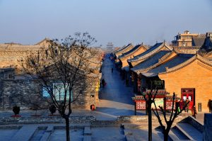 Ancient City of Pingyao in Shanxi