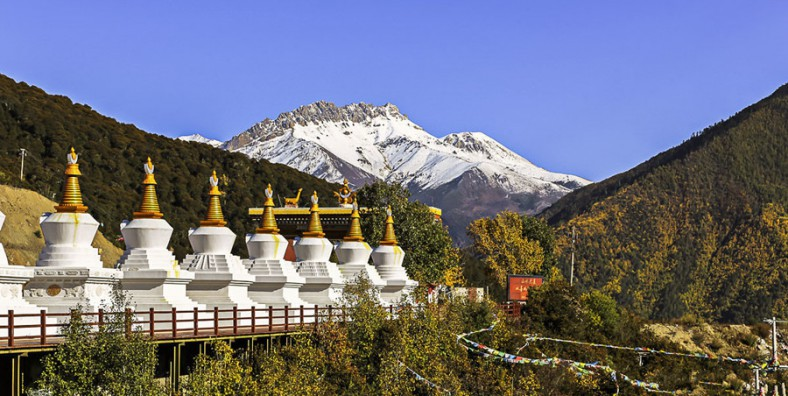 1 Day Baimang Snow Mountain Tour with Dongzhulin Monastery and Nixi Pottery Village