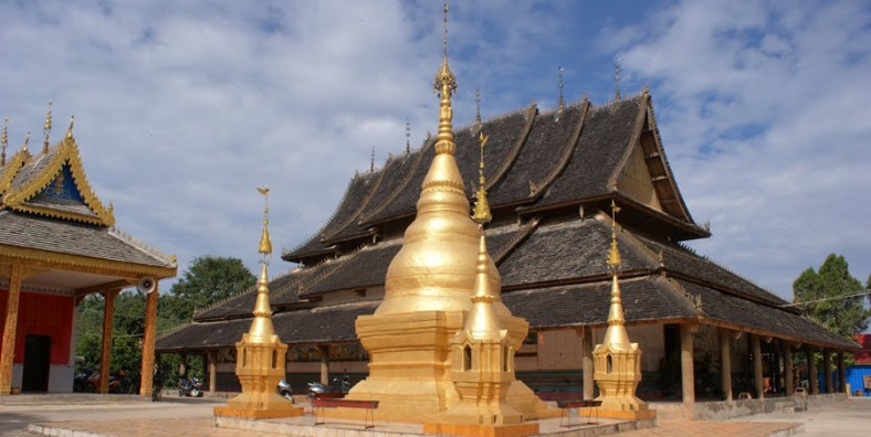 1 Day XishuangBanna Tour with Nannuo Mountain Tea Culture and Jingzhen Octagonal Pavilion