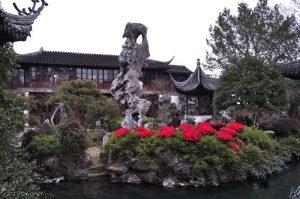 Lingering Garden Liu Yuan in Suzhou
