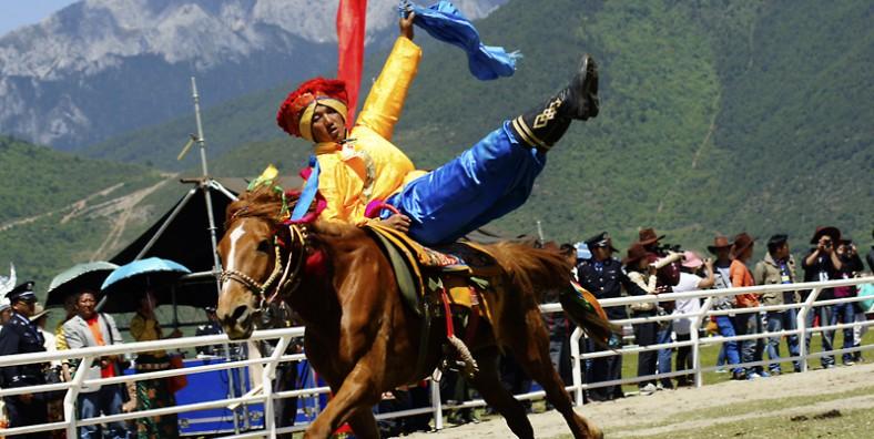 8 Days Tibet Nagqu Horse Racing Festival Tour