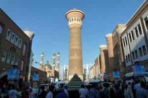 Xinjiang Urumqi International Grand Bazaar