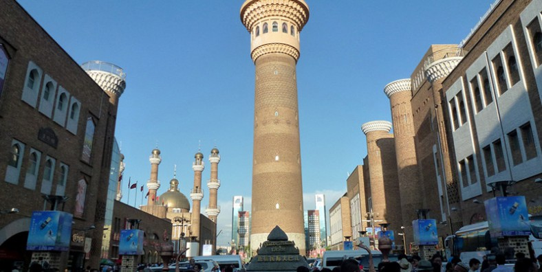 1 Day Urumqi City Tour with Heavenly Lake and Grand Bazaar