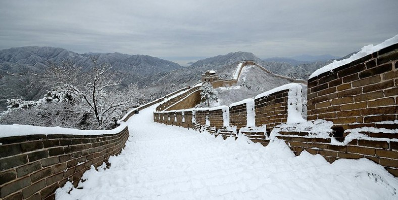 1 Day Beijing City Tour with Badaling Great Wall, Ming Tombs and The Sacred Way
