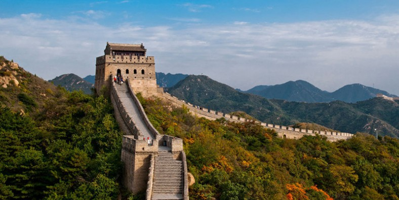 1 Day Beijing Badaling Great Wall and Ming Tombs Group Tour