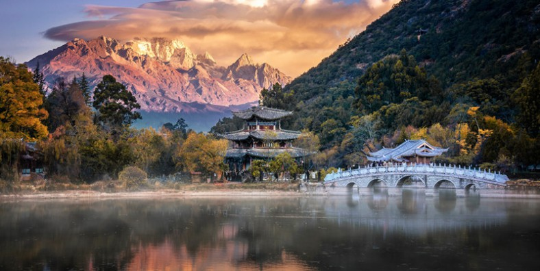 1 Day Jade Dragon Snow Mountain Group Tour