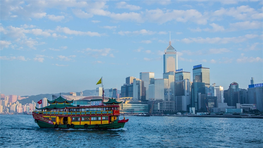 3 Days Hong Kong In-depth Tour with Escorted Walking Experience