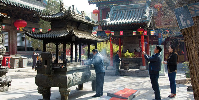 3 Days Taiyuan City Tour