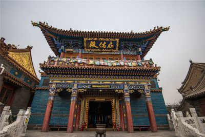 Dazhao Temple in Hohhot