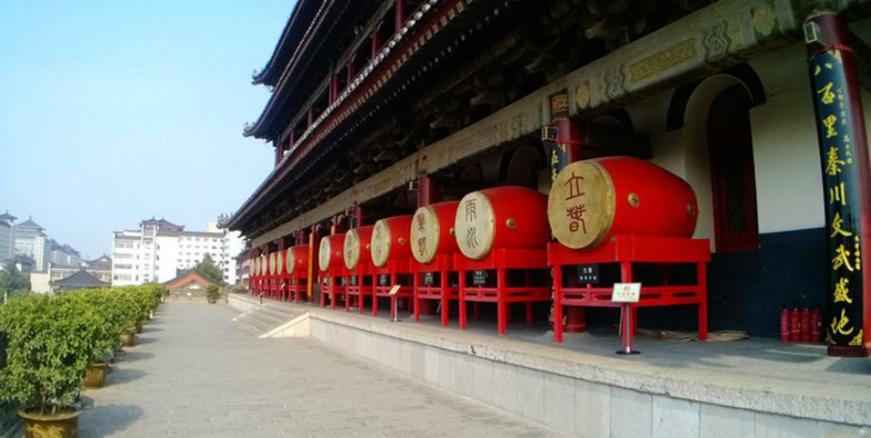 1 Day Xian Tour with Huangdi Mausoleum and Xuanyuan Temple