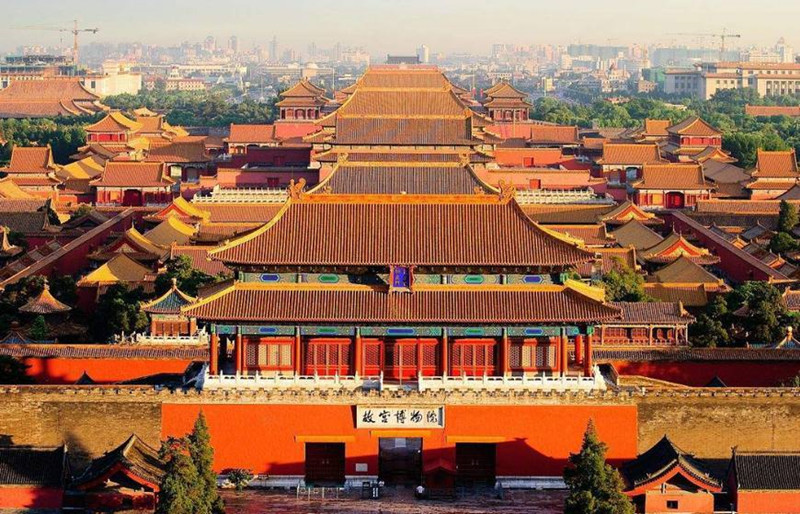 Palace Museum (Forbidden City) in Beijing