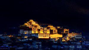 Ganden Sumtseling Monastery in Shangrila