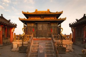 Golden Palace in Mount Wudang
