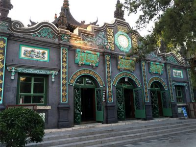 Great Mosque in Hohhot
