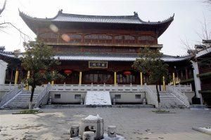 Guiyuan Temple in Wuhan