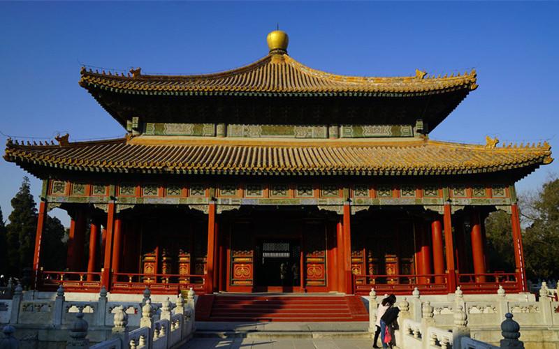 Guozijian (The Imperial College) in Beijing
