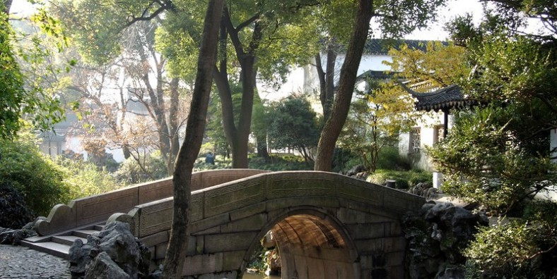 1 Day Suzhou Garden and Zhouzhuang Water Town Group Tour from Shanghai