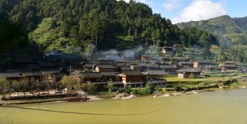 2 Days Kaili Miao Minority Villages Tour from Guiyang