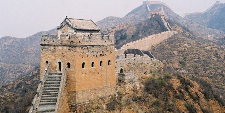 2 Days Beijing Great Walls Hiking Tour: From Jiankou to Mutianyu and Jinshanling Great Wall