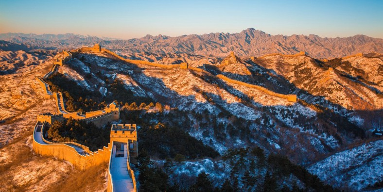 One Day Beijing Jinshanling Great Wall Hiking Tour