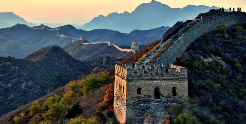 7 Days Beijing Great Wall Hiking Tour