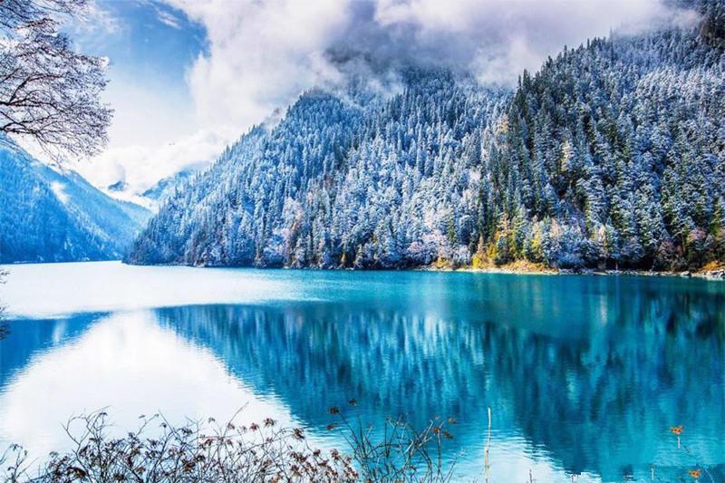 Jiuzhaigou Valley Scenic and Historic Interest Area