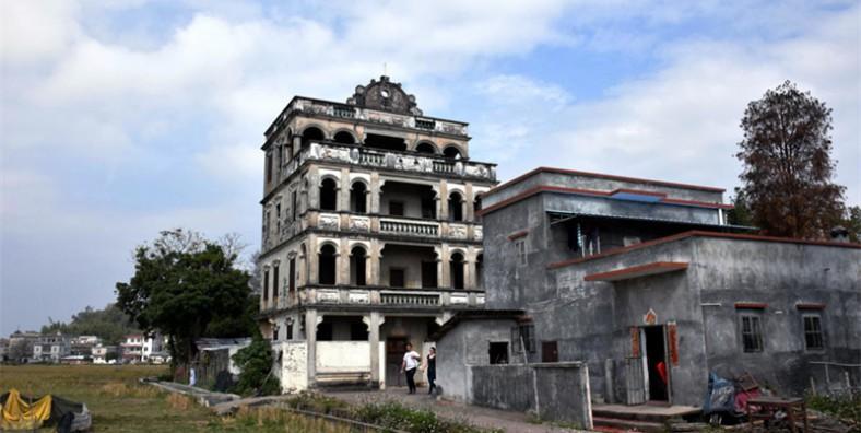 1 Day Kaiping Watchtowers and Liyuan Garden Tour from Guangzhou