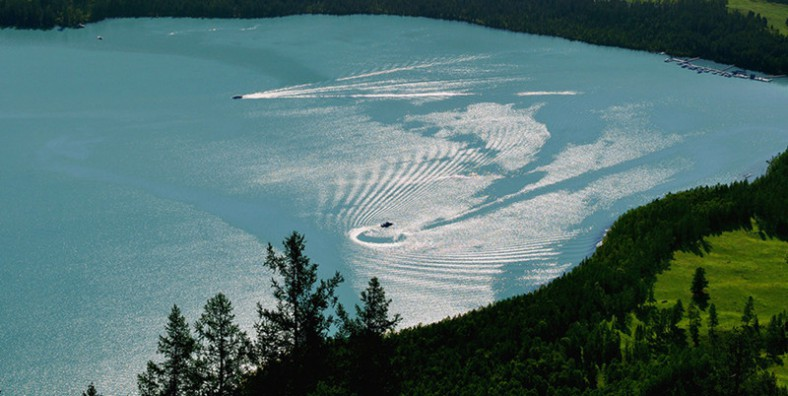 4 Day Kanas Lake Dream Tour
