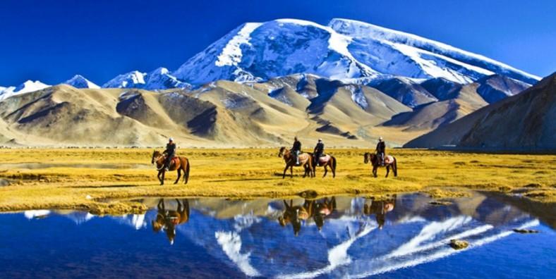 7 Days Xinjiang Highlights Tour