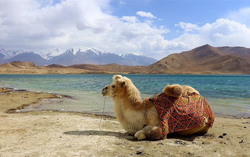 Karakul Lake in Kashgar