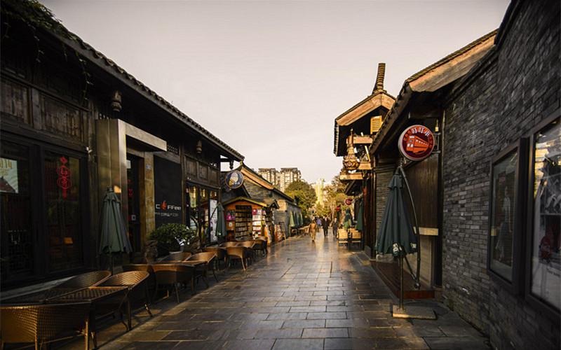 Wide and Narrow Alley (Kuanzhai Xiangzi)