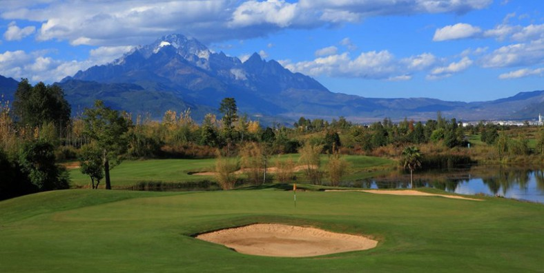 1 Day Jade Dragon Snow Mountain Golf and Sightseeing Tour