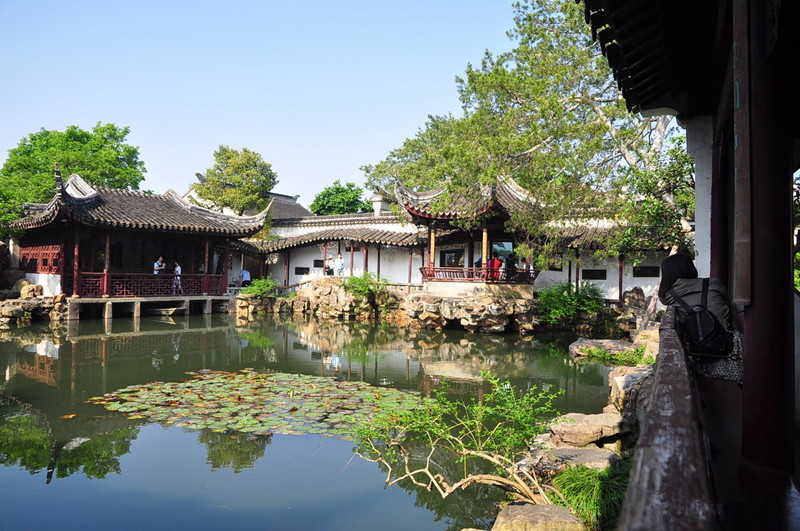 Master of the Nets Garden (Wangshi Yuan) in Suzhou
