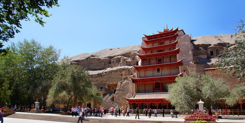 1 Day Dunhuang Tour to Yadan National Gepark and Yumenguan Pass
