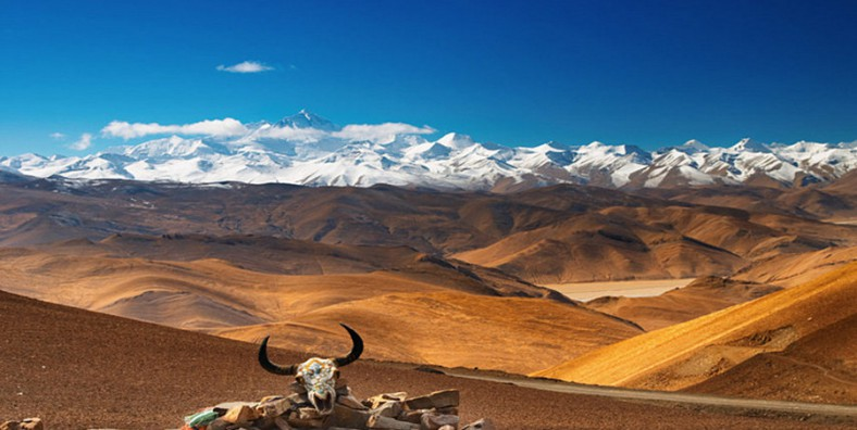 14 Days Tibet Mount Everest Adventure Tour from Beijing by Train