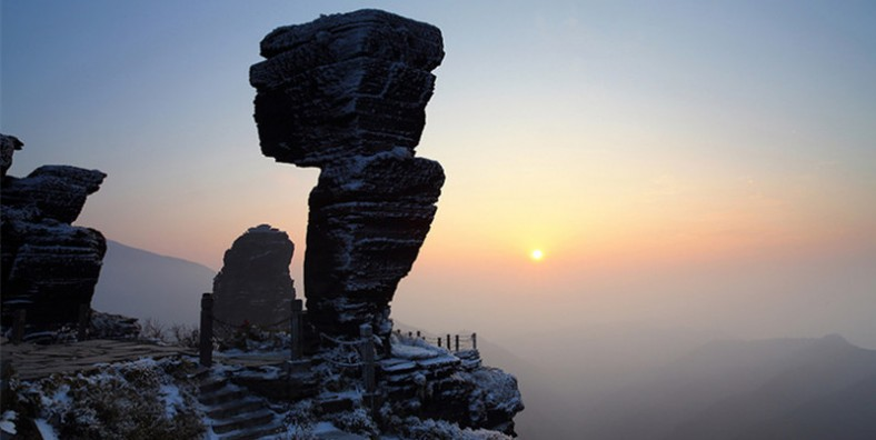 9 Days Zhangjiajie and Fanjingshan Nature Tour