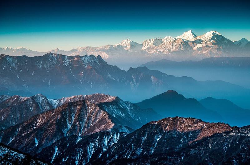 9 Days Minya Konka (Mount Gongga) Trekking Tour