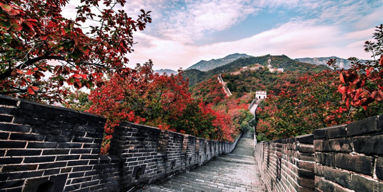 1 Day Beijing City Group Tour with Tian'an Men Square, Forbidden City and Mutianyu Great Wall
