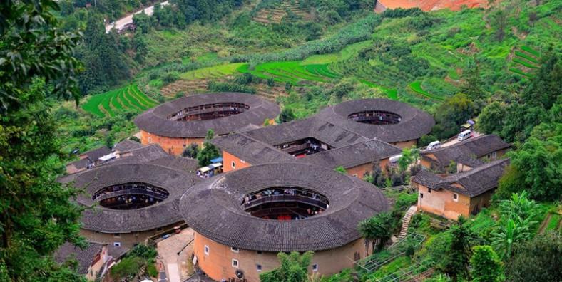 4 Days Fujian Tulou Cycling Tour from Xiamen