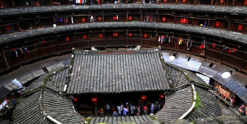 4 Days Xiamen City and Fujian Tulou Tour