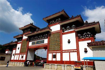 Nanshan Culture Tourism Zone in Sanya