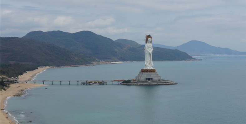1 Day tour to Nanshan temple and Tianyahaijiao with Lunch start from Sanya