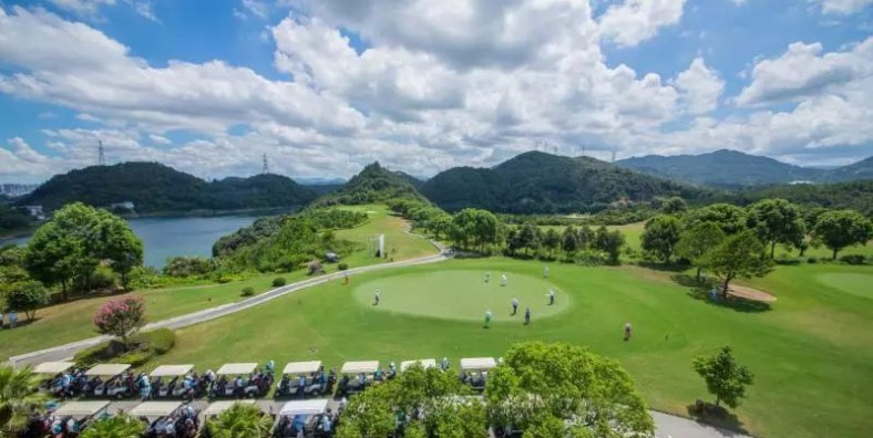 4 Days Xiamen Golf Tour Package