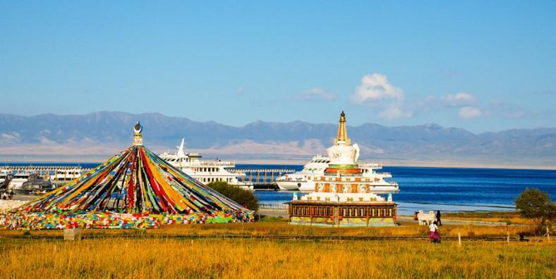 5 Days Qinghai Lake Tour with Qinghai Lake and Chaka Salt Lake
