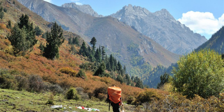 6 Days Songpan Qizanggou Valley Hiking Tour
