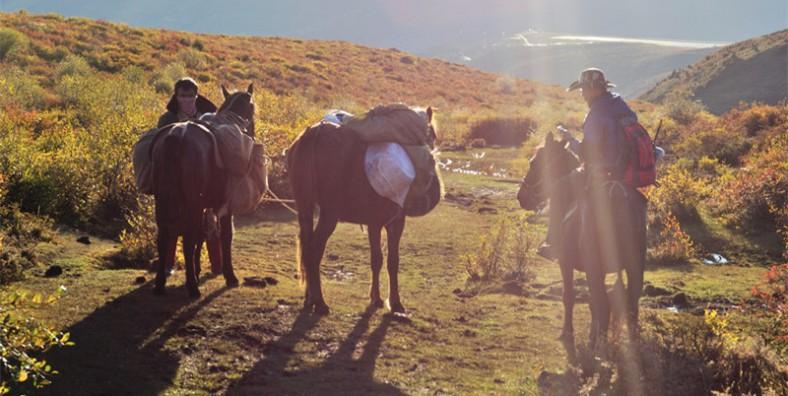 5 Days Songpan Holy Mount Huashiyan Horseback Riding and Camping Tour