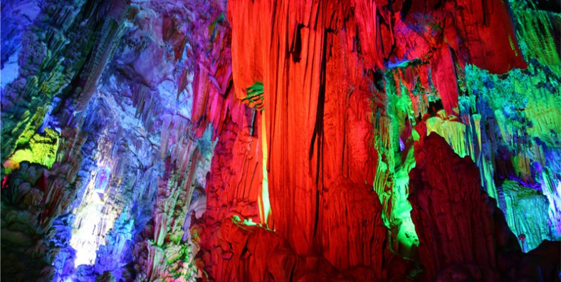 1 Day Guilin City Highlights Tour with Elephant Trunk Hill, Reed Flute Cave, Seven Star Park, Fubo Hill
