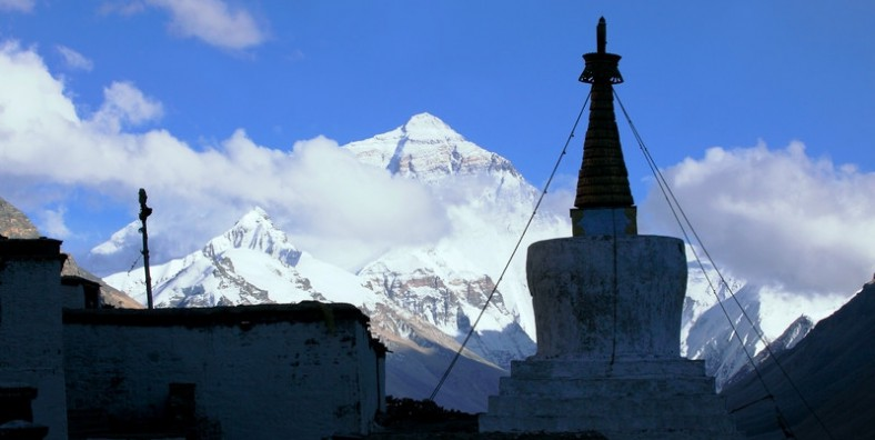 7 Days Kathmandu to Lhasa Overland Trip with EBC Small Group Tour from Gyirong Port